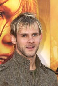 Dominic Monaghan at the premiere of