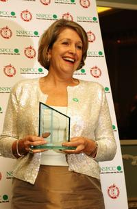 Anne Reid at the 24th Awards of the London Film Critics' Circle in aid of the NSPCC.