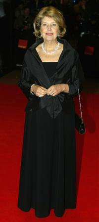Anne Reid at the Orange British Academy Film Awards.