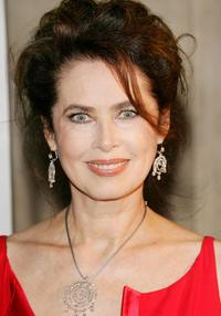 Dayle Haddon at the LOreal Legends Gala to benefit The Ovarian Cancer Research Fund.
