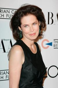 Dayle Haddon at the LOreal Paris Presents As Seen in Harpers Bazaar.