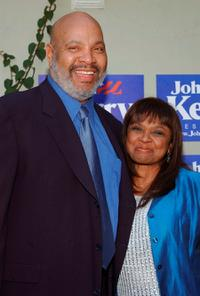 James Avery and Hattie Winston at the