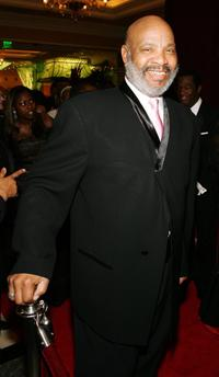 James Avery at the 15th annual Trumpet Awards.