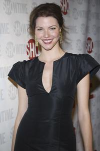 Melissa Sagemiller at the premiere of