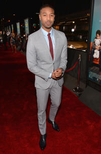 Michael B. Jordan at the California premiere of