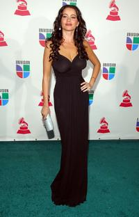 Sofia Vergara at the 8th annual latin GRAMMY awards.