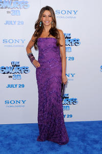 Sofia Vergara at the world premiere of