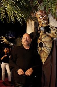 Sid Haig at the DVD release party of