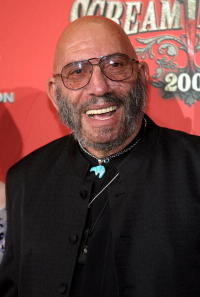 Sid Haig at the Scream Awards 2006.