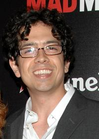 Geoffrey Arend at the AMC & Heineken's