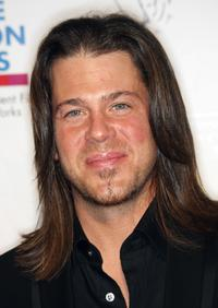 Christian Kane at the 30th Annual College Television Awards Gala.