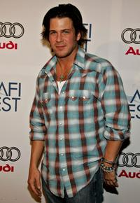 Christian Kane at the AFI Fest Opening Night Gala and screening of