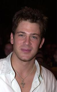 Christian Kane at the premiere of