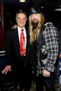 Zakk Wylde and Guest at the Les Paul's 95th Birthday with Special Intimate Performance.