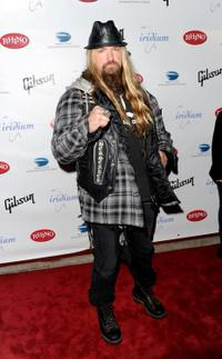 Zakk Wylde at the Les Paul's 95th Birthday with Special Intimate Performance.