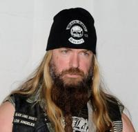 Zakk Wylde at the promotion of