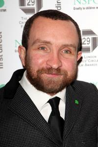 Eddie Marsan at the London Critics Circle Film Awards 2009.