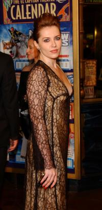 Dagmara Dominczyk at the premiere of