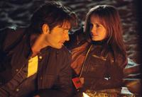 Rodrigo Santoro and Alexis Bledel in