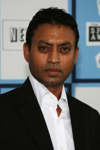 Irfan Khan at the 2008 Film Independent's Spirit Awards.