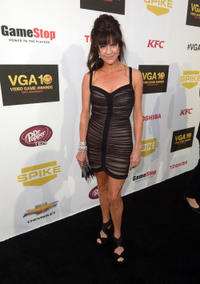 Jennifer Hale at the Spike TV's 10th Annual Video Game Awards in California.