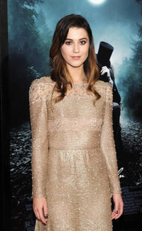 Mary Elizabeth Winstead at the New York premiere of