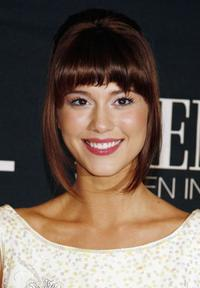Mary Elizabeth Winstead at the 13th Annual premiere of