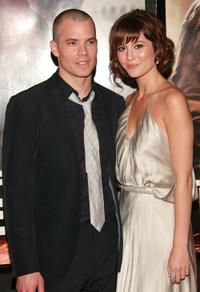 Zelijko Ivanek and Mary Elizabeth Winstead at the premiere of