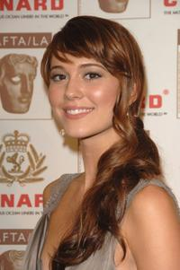 Mary Elizabeth Winstead at the 15th Annual British Academy of Film and Television Arts Los Angeles Britannia Awards.