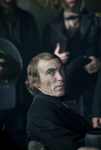 Jackie Earle Haley as Alexander Stephens in