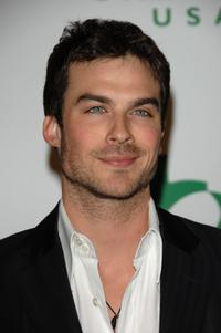 Ian Somerhalder at the Global Green USA's 5th annual awards season celebration.