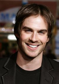 Ian Somerhalder at the screening of