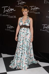 Natalia Verbeke at the Lancome Gala Dinner celebrating the 15th anniversary of