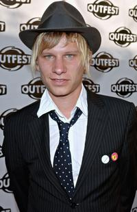 Robert Stadlober at the Outfest 2005 Awards Night.