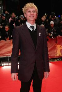 Robert Stadlober at the Opening Night of 56th Berlin International Film Festival (Berlinale).