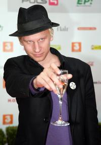 Robert Stadlober at the Amadeus Austrian Music Award 2008.