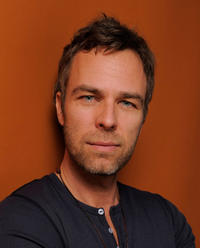 J.R. Bourne at the portrait session of