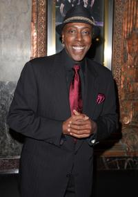 Arsenio Hall at the opening night of