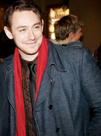 JJ Feild at the UK gala screening of