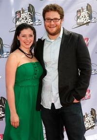 Seth Rogen at the 2007 MTV Movie Awards.