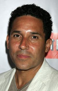 Oscar Nunez at the NBC All-Star Event.