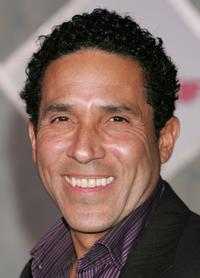 Oscar Nunez at the world premiere of