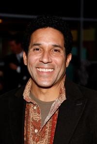 Oscar Nunez at the Gen Art Screening of