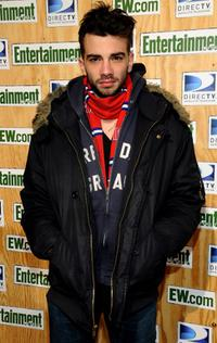 Jay Baruchel at the Entertainment Weeklys Sundance Party during the 2008 Sundance Film Festival.