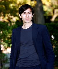 Luigi Lo Cascio at the cast photocall of