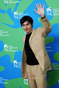 Luigi Lo Cascio at the photocall of