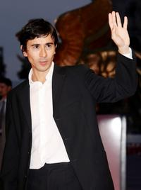 Luigi Lo Cascio at the premiere of