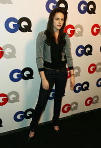 Kristen Stewart at the GQ 2007 Men Of The Year celebration.