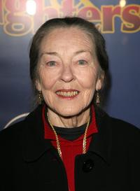 Lois Hall at the premiere of