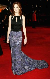 Kelly Reilly at the Orange British Academy Film Awards (BAFTAs).